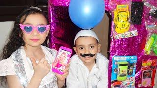 الكبير وماكينة ألعاب وحلويات عيد الأضحى Eid al-Adha!!