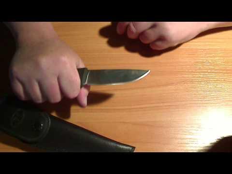 Китайская копия Fallkniven F1 - нож никакой!