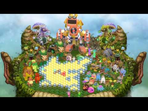 My Singing Monsters - Plant Island (Full Song) (2.0.0)