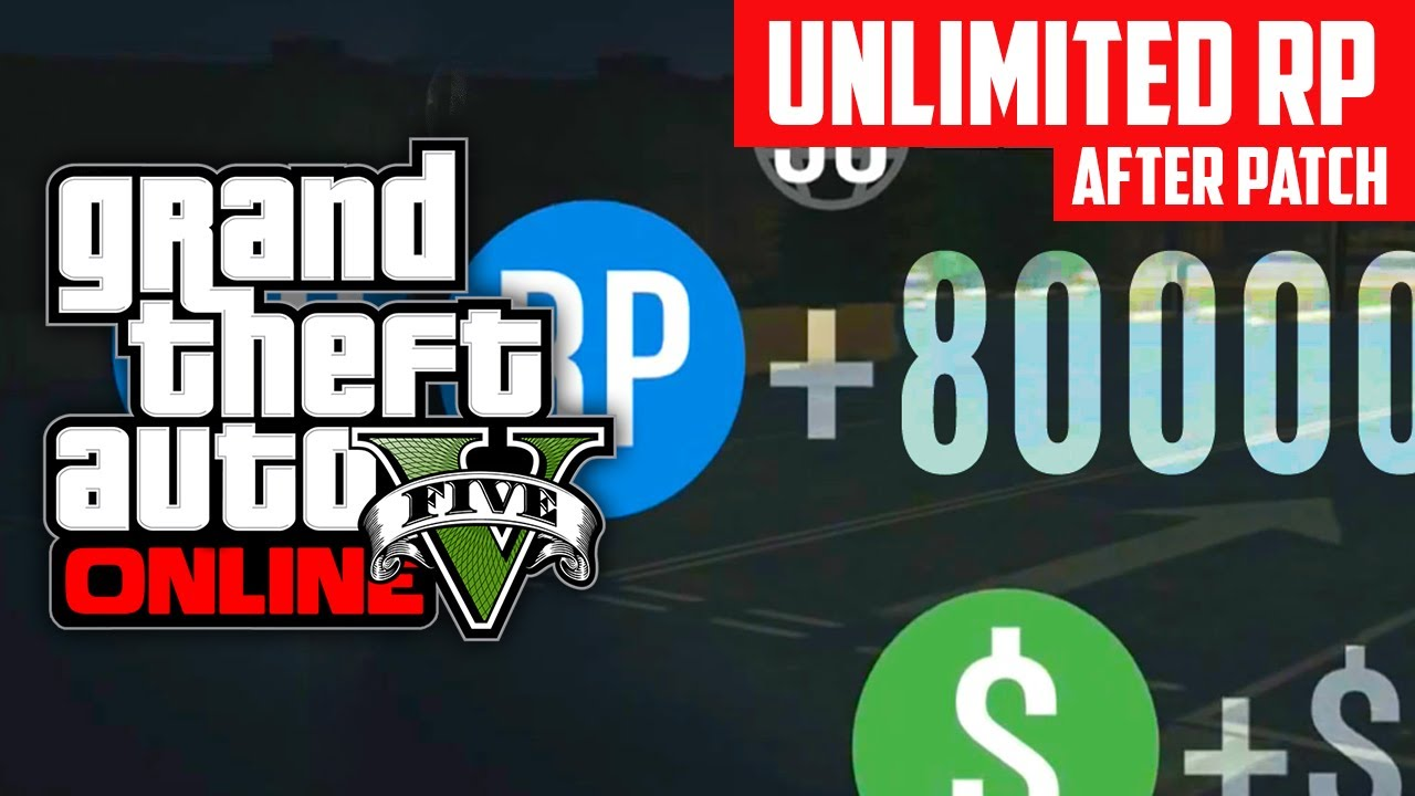 Gta 5 Online Unlimited Rp Glitch After Latest Patch