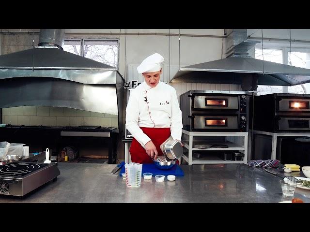 Как приготовить тесто для пиццы самому.