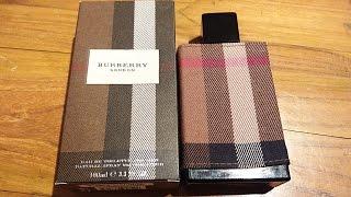Burberry London For Men Fragrance Review