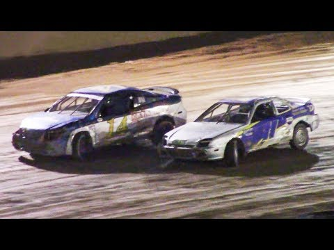 Mini Stock Feature | Old Bradford Speedway | 9-14-18