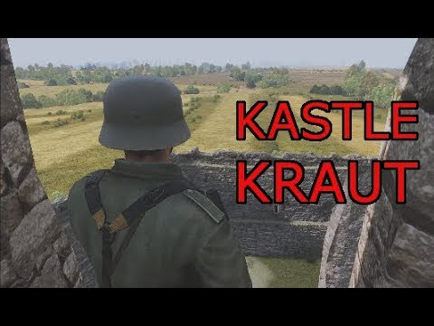 Kastle Kraut: Behind Enemy Lines 506th Iron Front Part 8a