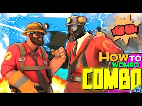 TF2: How to Wombo Combo #5 (Teamwork)