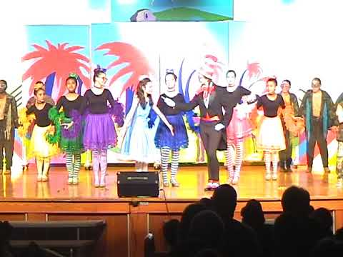 Seussical Jr. 2018