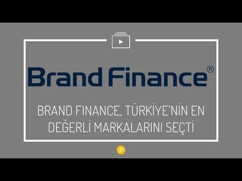 """Brand Finance'in """"Türkiye'nin En Değerli Markaları"""" Çalışmasını Konuştuk"""