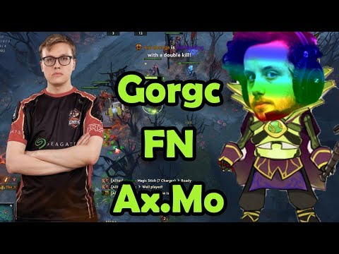 Gorgc Pugna KappaPride Game with fn