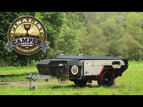 Camper Trailer of the Year Finalist - Pioneer Onyx