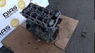Контрактный двигатель б/у 4B12 MITSUBISHI 2,4 OUTLANDER Lancer 2007