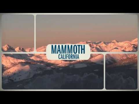 Mammoth Mountain Ski Area Video Preview