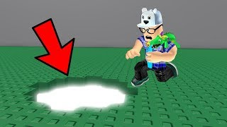 ROBLOX: I ENTERED A SECRET PASSAGE BENEATH THE EARTH!! -Play Old man