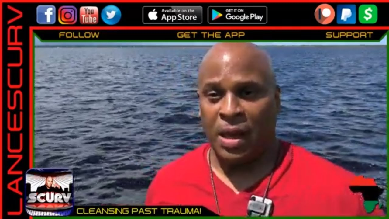 CLEANSING PAST TRAUMA IS ESSENTIAL FOR TRUE LIVING! - The LanceScurv Show
