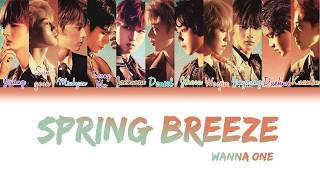 Wanna One 39 SPRING BREEZE.mp3
