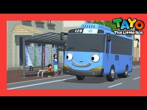 Tayo Lagu Theme Song Zona Ceria Hai Tayo L Tayo Bahasa Indonesia L Tayo Bus Kecil