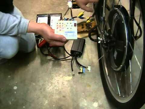 3 Phase Diagram Wiring Lyen Ebike Motor Controller Hall Phase Throttle Tester