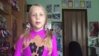 ♥ Мой новый купальник по Художественной гимнастике ♥(Привет всем!)Меня зовут Элина.Мне 11 лет. Видео-редактор: IMovie. Снимаю видео на свой телефон-IPhone5S. Мой главный..., 2014-07-20T15:59:05.000Z)