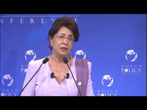 Plenary session 16: The state of the world