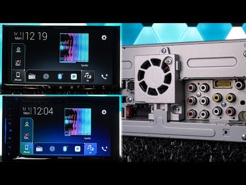 Pioneer AVH-500EX Vs AVH-600EX - Stereo Battle!!!