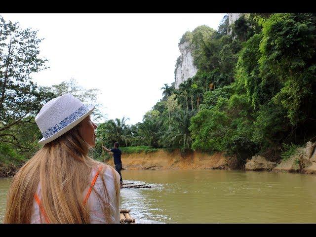 Тайланд. Часть VI. Дикие джунгли: змеи над головой, обезьяны, слоны и парк Кхао Сок