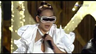Special Cover Stage by F(x) + SNSD + AS + Kara + 2NE1 + 4minutes @ SBS Gayo Daejun 2009