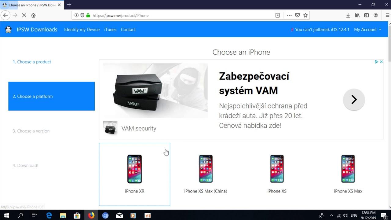 iphone 5 firmware download