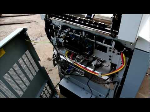 Equipment Inspection/Repair:- Giant Copier Part I