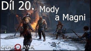 Cerberos hraje: God of War CZ #20- Modi a Magni
