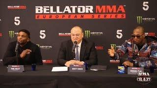 Full Bellator 216: Michael 'Venom' Page vs. Paul Daley Press Conference