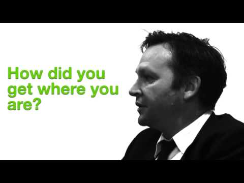 Career Advice on becoming a Chief Operating Officer by Jamie H (Full Version)