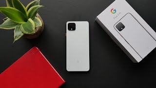 Google Pixel 4 XL | Entspannter erster Eindruck & Unboxing