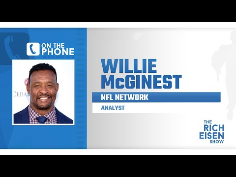 Willie McGinest Talks Tom Brady to the Bucs & More with Rich Eisen | Full Interview | 3/19/20