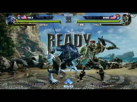 Killer Instinct Evo 2016 Top 8