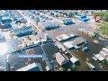 Ситуация с паводком в Чагоде