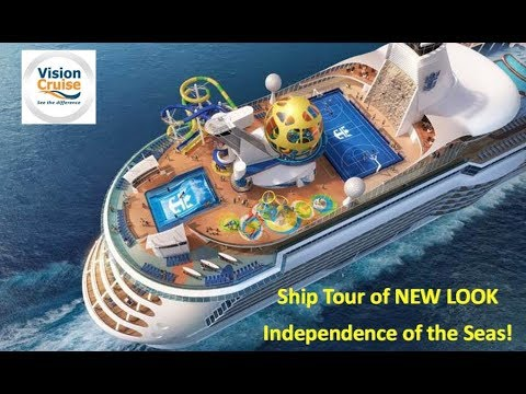 Ship Tour Of The Independence