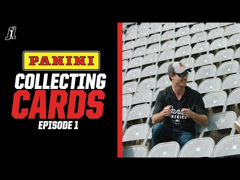 Collecting @panini Cards