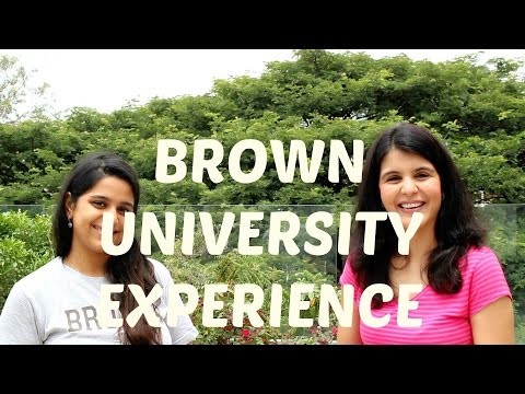 College Experience at Brown University