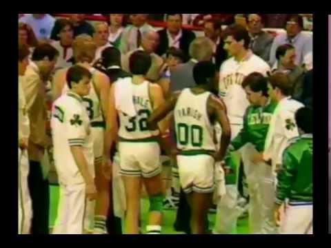 NBA 1986 ECR1 G1 Bulls@Celtics
