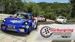 Rennen 2 – Digitale Nürburgring Langstrecken-Serie powered by VCO