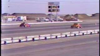 Gloria Mills 34 Ford takes a wild ride!