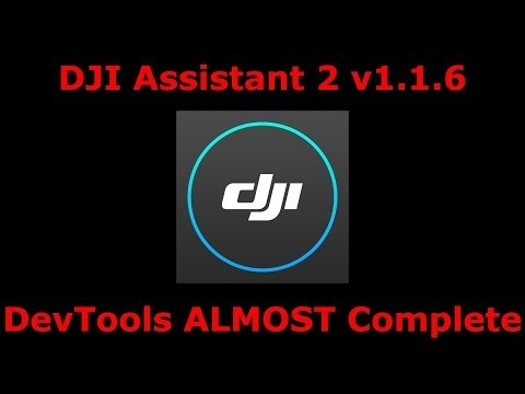 dji assistant 1.1.2 download
