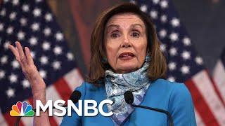 Pelosi Says House Taking Steps On Curbing Authoritarianism, Police Chokeholds | Morning Joe | MSNBC