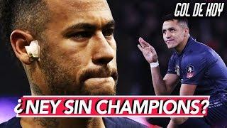 vuclip ¿Neymar se queda sin Champions? I ALEXlS enmudeció el EMlRATES