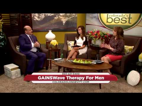 Dr. Ian Levenson discusses GAINSWave