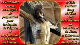 La Passion de Notre-Seigneur avec contre-chant (1) (cantique de St Louis-Marie Grignion de Montfort)