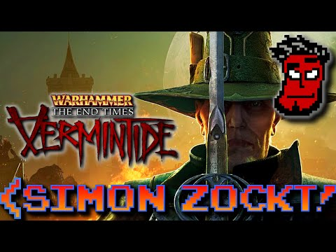 Warhammer End Times Vermintide Gameplay Review / Test [Germa
