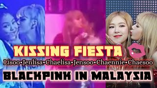 Blackpink in KL Everybody Kissing, ALL SHIPS ARE CRAZY!