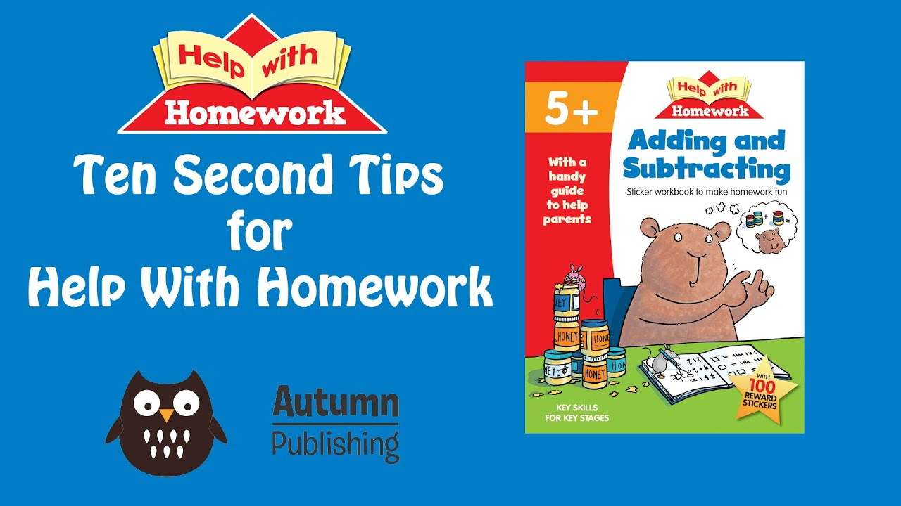 ideas to help with homework