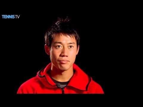 Rome 2015 Nishikori Preview Interview