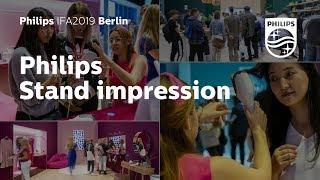 IFA 2019 | Philips Stand Impressions